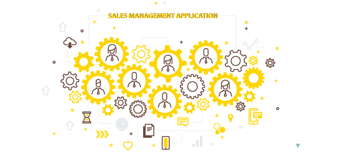 sales management application